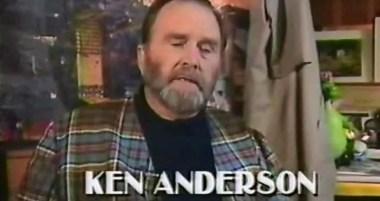 SamsDisneyDiary #101: Disney Legend Ken Anderson talks Cinderella during the 1987 Christmas Day Parade