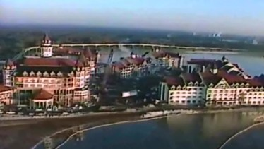 SamsDisneyDiary #101: Construction Update from the soon to open Grand Floridian