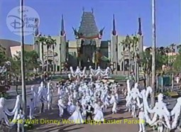 1990 Walt Disney World Happy Easter Parade - Disney MGM Studios