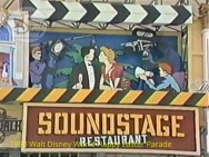 1990 Walt Disney World Happy Easter Parade - The Soundstage Restaurant