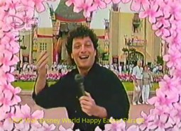 1990 Walt Disney World Happy Easter Parade - Special Guest Howie Mandel