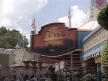 1995 Walt Disney World Easter Day Parade Lion King at Magic Kingdom