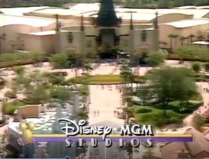 1995 Walt Disney World Easter Day Parade Disney MGM Studios