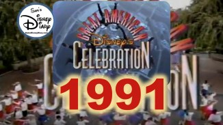 1991 Disney Great American Celebration