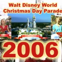 2006 Walt Disney World Christmas Day Parade