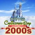 Walt Disney World Christmas Day Parade the 2000s
