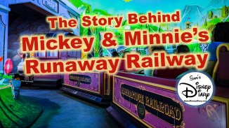 Mickey and Minnie Runaway Railway Opening Day