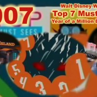 Walt Disney World Top 7 Must See (2007 Year of a Million Dreams - In Room Television)