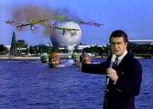 Regis Philbin Tribute (1980s Walt Disney World Christmas Day Parade Tribute)