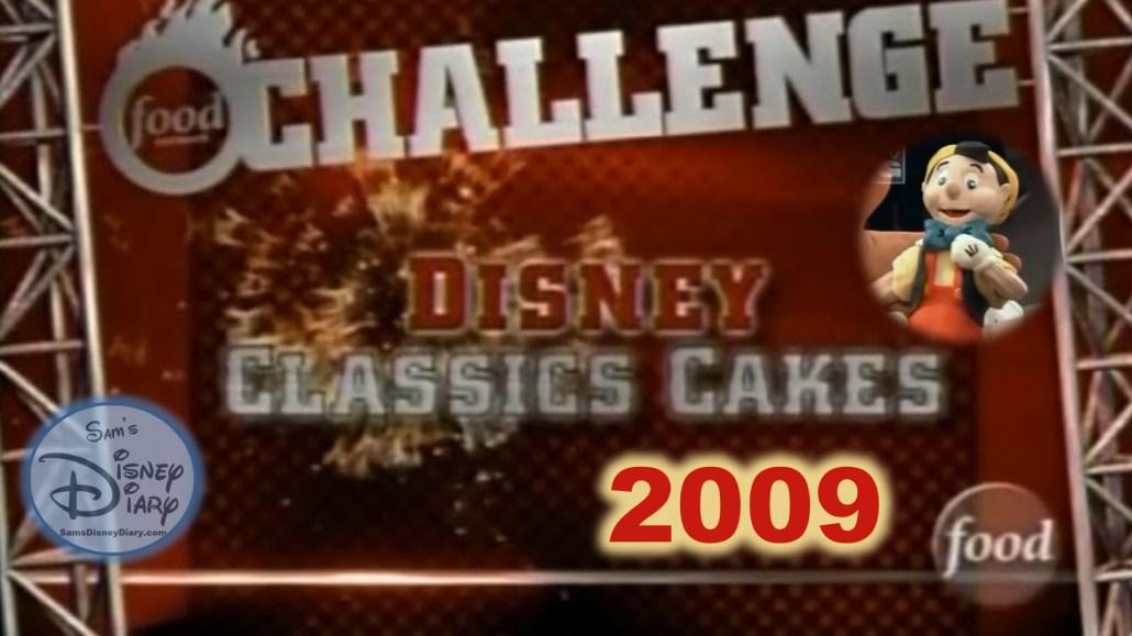 Food Network Challenge: Disney Classics Cakes (2009)