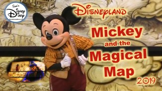Mickey and the Magical Map Sams Disney Diary