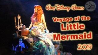 Walt Disney World Voyage of the Little Mermaid