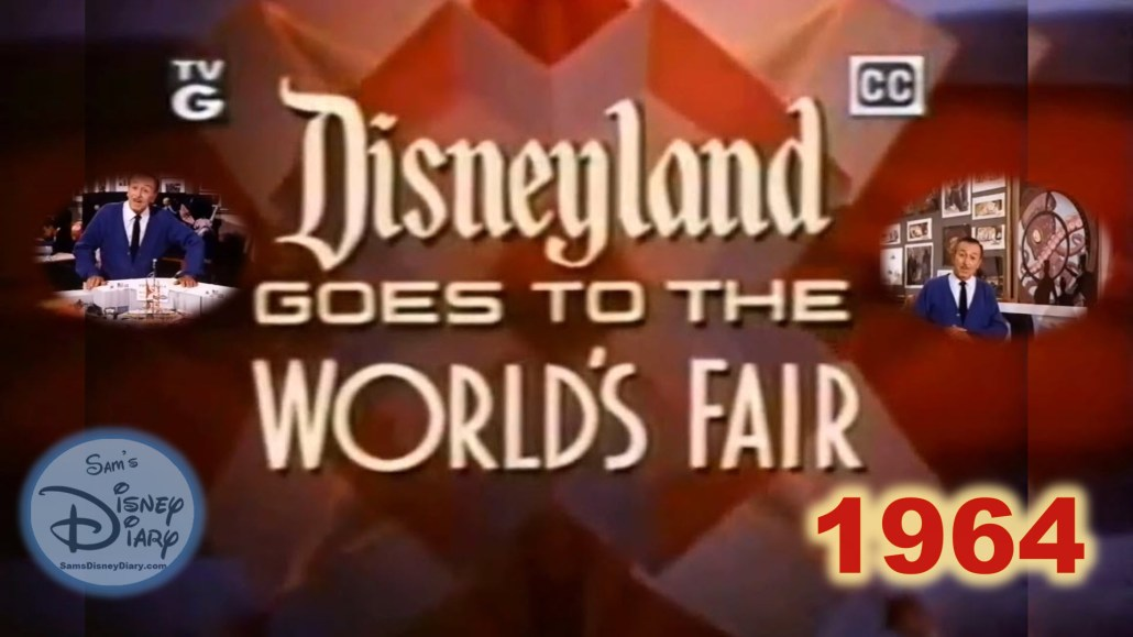 Disney Goes to the World's Fair (1964)