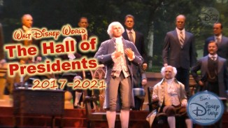 A brief history of Walt Disney's Hall of Presidents