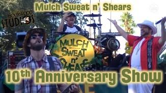 Mulch, Sweat & Shears Disney Hollywood Studios 10th Anniversary Show