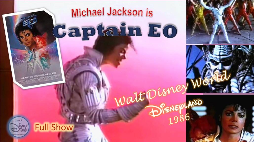 Michael Jackson is Captain EO