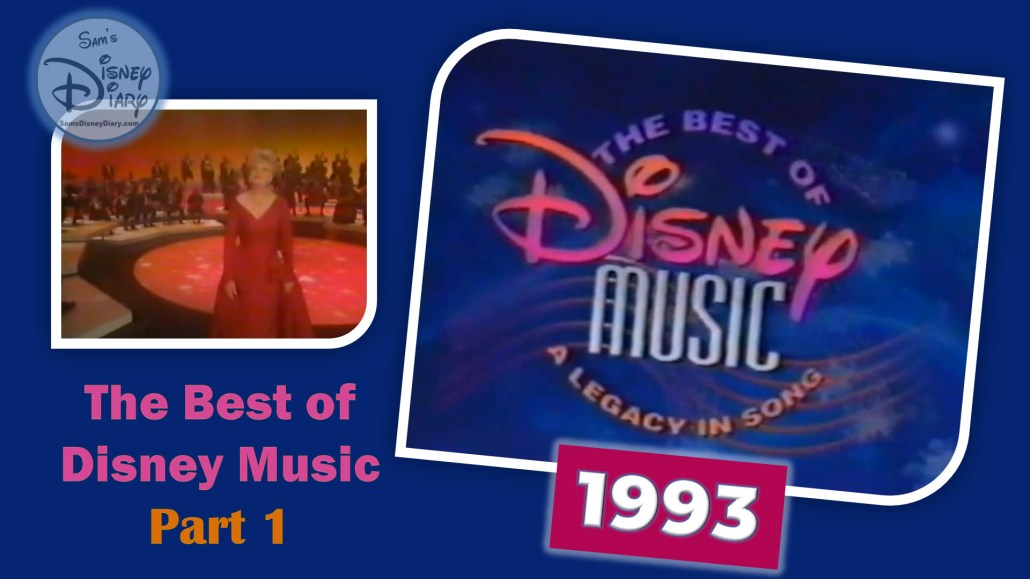 The Best of Disney Music: A Legacy in Song (1993)