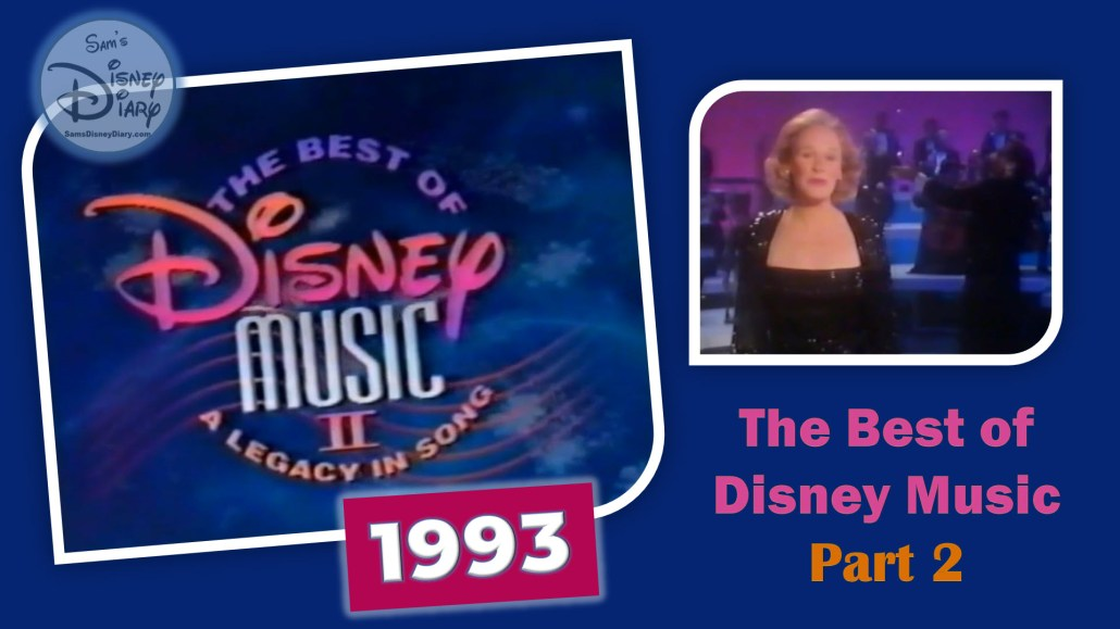 The Best of Disney Music: A Legacy in Song Part 2 (1993)