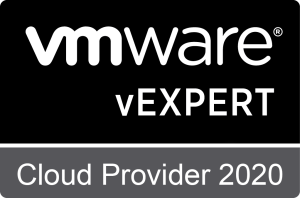 vExpert Cloud Provider 2020