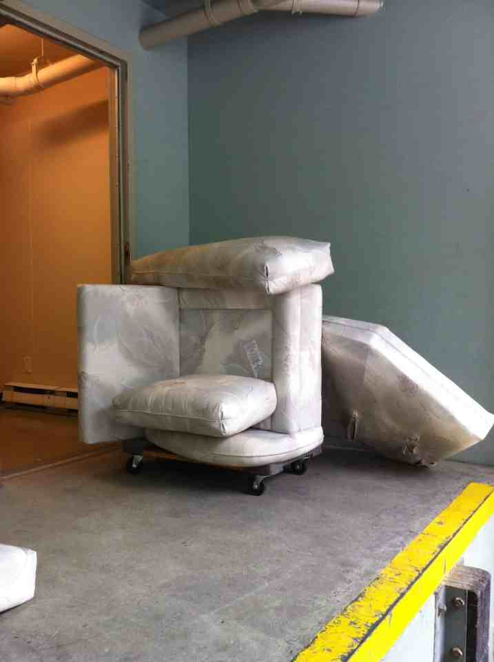 Couch removal Sofa removal Mattress Recycling Office furniture Other household furniture