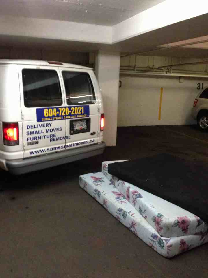 Mattress & Box Spring | Unwanted Furniture Pick Up and Haul Away