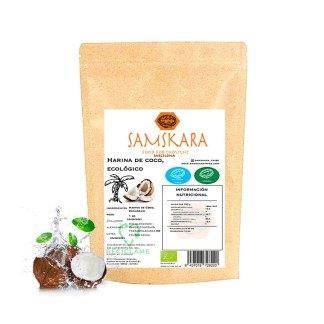 Gluten Free Flours | Coconut Flour - Organic BIO - Samskara Tribe