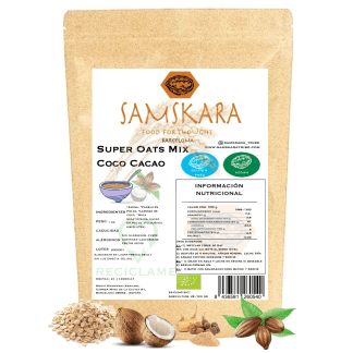 Oat Mix | Samskara Tribe