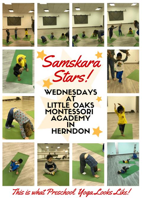 Samskara Stars! LOMA promo flyer