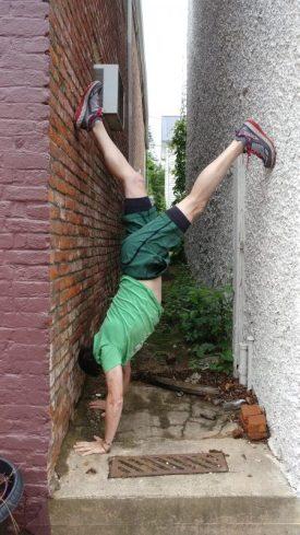Jerome Schlafer Yoga Teacher Samskara
