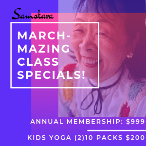 Marchmazing yoga deal sterling dulles ashburn class specials!