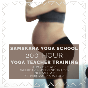 Samskara Yoga School Yoga Teacher Training Sterling Dulles Ashburn Herndon Chantilly Loudoun