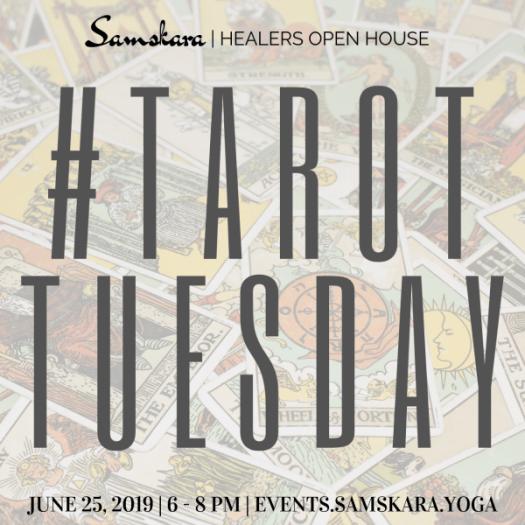 Tarot Tuesday Samskara Yoga Healing