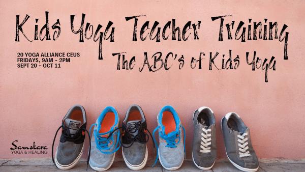 Samskara Kids Yoga Teacher Training CEU Module