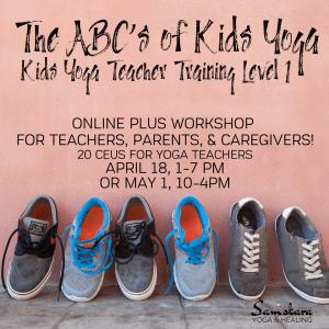 Kids yoga teacher training ashburn dulles sterling loudoun northern virginia