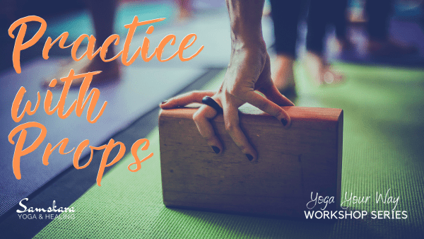 Yoga your way workshop series props dulles ashburn sterling