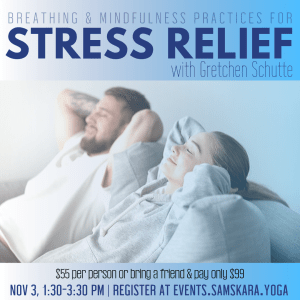 Stress relief mindfulness ashburn dulles sterling herndon leesburg chantilly