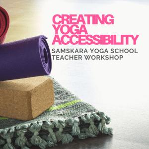 accessible yoga teacher training ceu