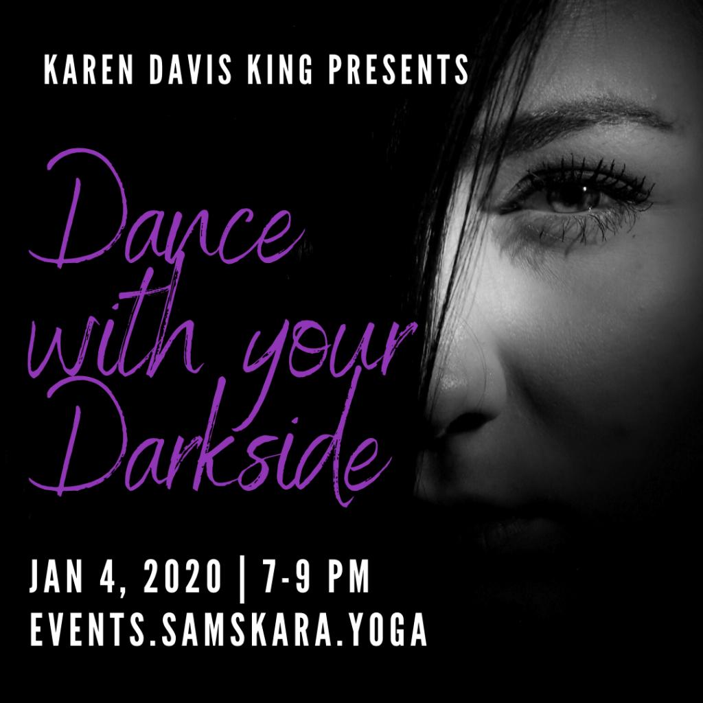 Dance with your Darkside karen davis king sterling ashburn dulles herndon leesburg chantilly