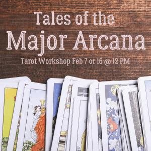 major arcana tarot workshop dulles ashburn sterling chantilly