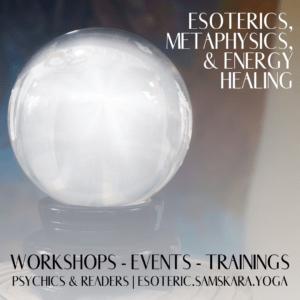 metaphysics, esoteric, Reiki, Energy Healing, Tarot, Medium, Psychic in Loudoun Sterling Dulles Ashburn