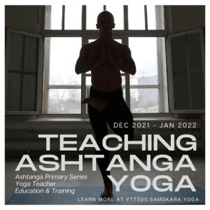Ashtanga yoga teacher training workshop ashburn dulles sterling va online