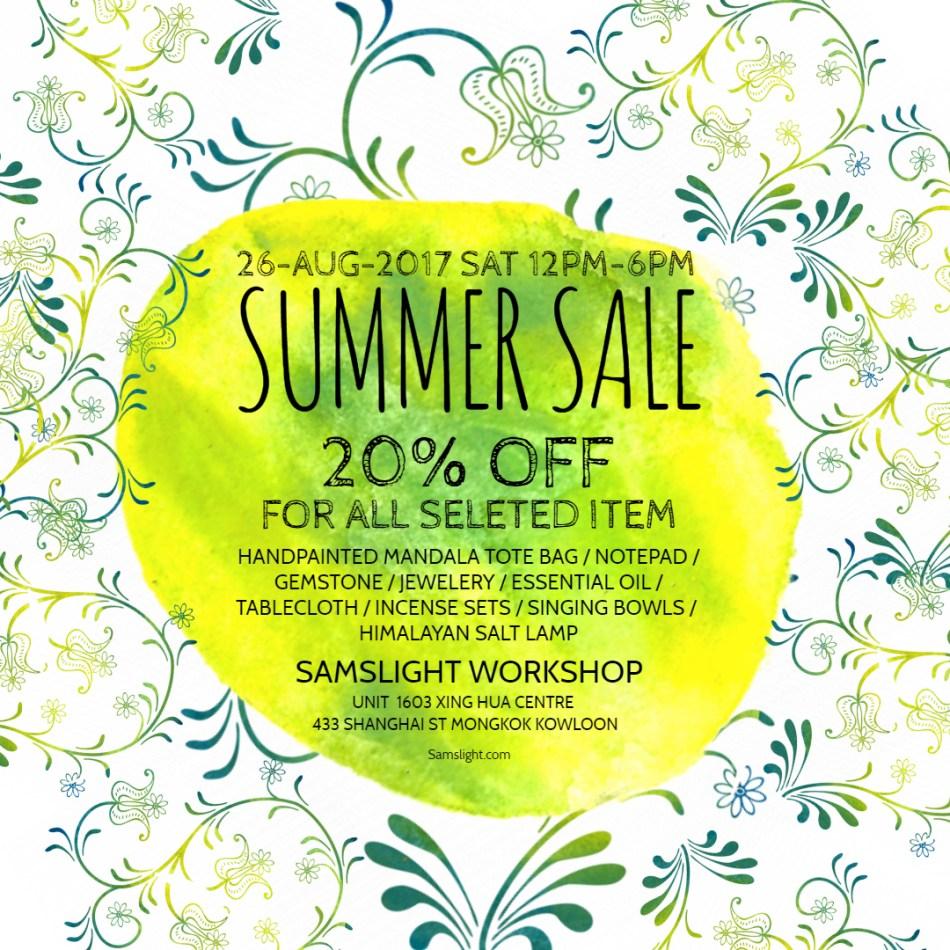 Copy of Summer Sale Flyer