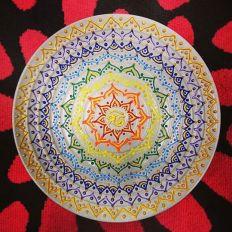 Handpainted-Mandala-Dish