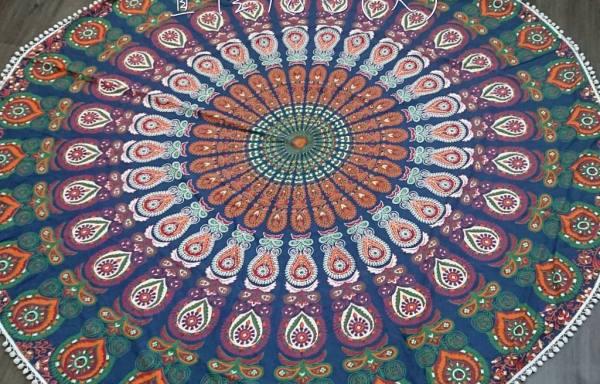 印度直送靚桌布