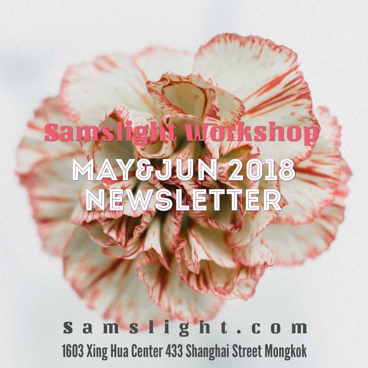 May&Jun2018 NEWSLETTER