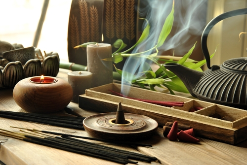Incense Appreciation 香道