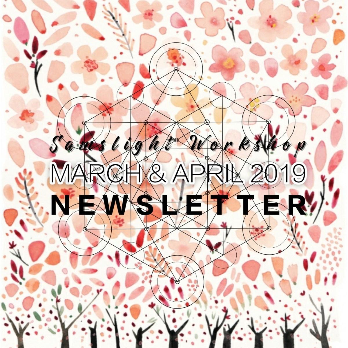 Mar&Apr2019 Newsletter