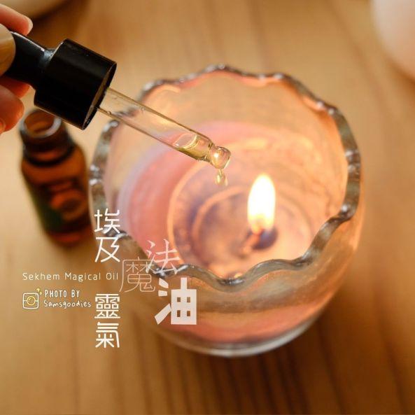 *魔法蠟燭