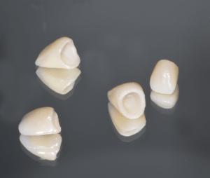 Zirkonium Dental Crowns.