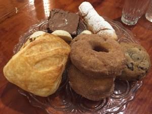 Dessert at DiAnoia's